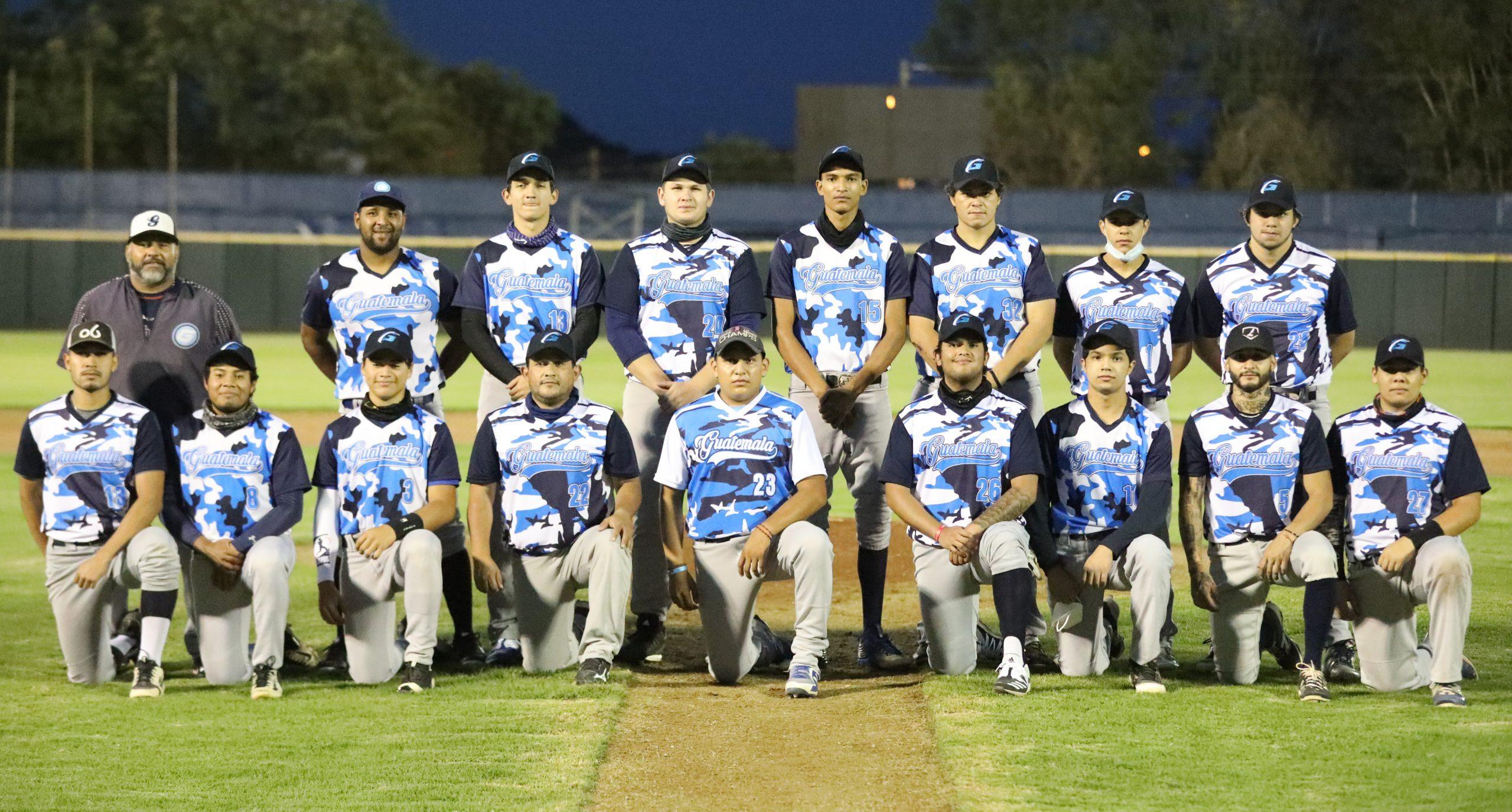 La Serie Internacional Escarré es el reto a vencer para Guatemala
